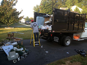 Furniture Removal Service Mack Hauling Office Patio Cabinets Dressers Mattresses Tvs Tables